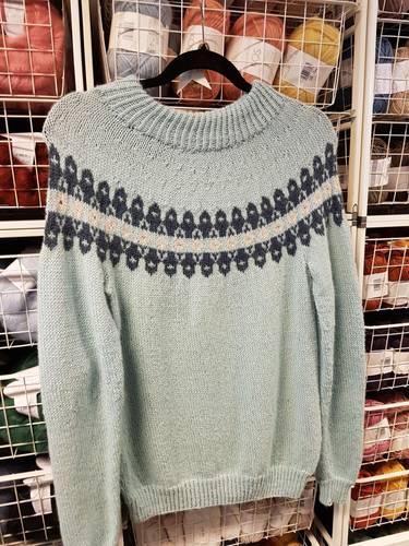 Vendela genser str S